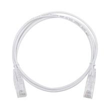 Lput6100wh28 Linkedpro Cable De Parcheo Slim UTP Cat6 - 1 Me