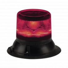 Lss222rm Code 3 Baliza De LED Rojo Doble Nivel Compacta Di
