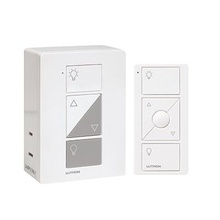 Lutron Electronics Ppkg1pwh Ideal Para Lamparas Kit Adaptad