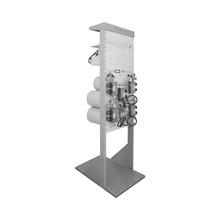 M1074505trm Telewave Inc Combinador En Rack 19 400-512 MHz