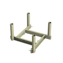 M4st1 Epcom Industrial Montaje Para 4 Antenas En Punta De To
