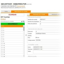 Mcdi Security Products Inc Webopch1 Licencia Modulo Acceso