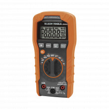 Mm400 Klein Tools Multimetro Digital De Rango Automatico De