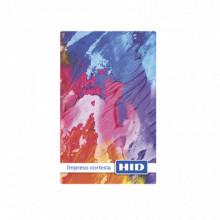 Muestradtc Hid Muestra De Impresion DTC HID tarjetas y tags