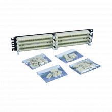 P110b1005r2y Panduit Kit Panel De Conexion Con 2 Bases De 10