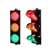 Prolightledt Accesspro Semaforo De Senalizacion Rojo Verde