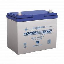 Ps12550u Power Sonic Bateria De Respaldo UL De 12V 55AH Ide