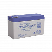 Ps1280f1 Power Sonic Bateria De Respaldo UL De 12V 8AH / Ide