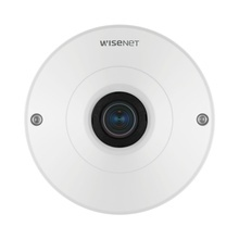Qnf8010 Hanwha Techwin Wisenet Camara IP Fish Eye Interior 6