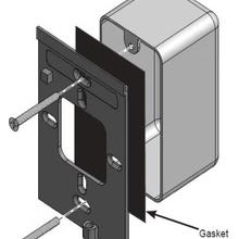 RBM5550001 BOSCH BOSCH AARASER10IP65 - Casquillo para LECTU