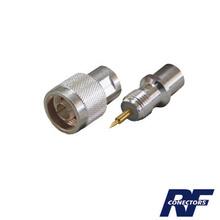 Rfn1001s Rf Industriesltd Conector N Macho Para Cable BELDE