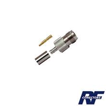 Rft12161 Rf Industriesltd Conector TNC Hembra De Anillo Ple
