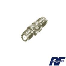 Rfu629 Rf Industriesltd Adaptador Barril De Conector Mini
