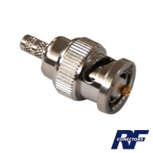 Rp1106c Rf Industriesltd Conector BNC Macho Inverso De Ani