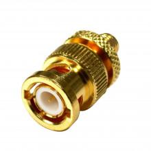 Rsa34761 Rf Industriesltd Adaptador En Linea De Conector SM