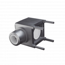 Rsb3551 Rf Industriesltd Conector SMB Hembra PIN Macho En