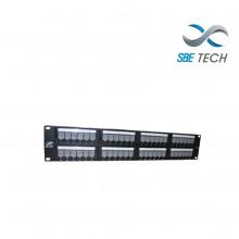 SBT1620003 SBE TECH SBETECH PPC648P - Panel de parcheo categ