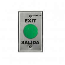 SEC1210002 Seco Larm SEC SD7201GCPE1Q - Placa Con Boton Para