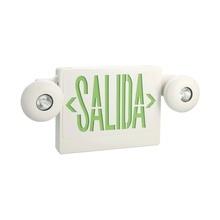 Sf860hgn Sfire Letrero LED De SALIDA Con Luz De Emergencia/M