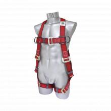 Skit002 Varios Kit De Arnes De Seguridad Con Amortiguador Y
