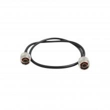 Sn58un60 Epcom Industrial Jumper De 60 Cm Con Cable RG-58U-S