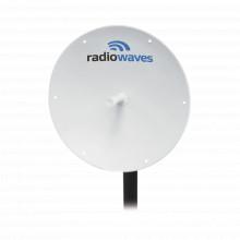 Spd35wns Radiowaves Antena Direccional Dimensiones 3 Ft