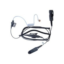Spm2033 Pryme MICROFONO AUDIFONO DE 2 CABLES CON DOBLE PTT P