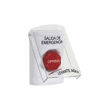 Ss2322exes Sti Boton De Salida De Emergencia Con Tapa Protec