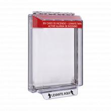 Sti14020fres Sti Cubierta Universal Transparente De Bajo Pe