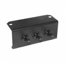 SW30 Federal Signal Panel frontal de 3 interruptores accesor