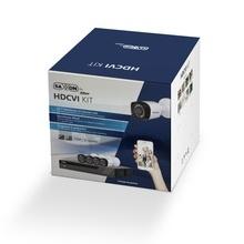 SXD135004 SAXXON SAXXON PRO SAX4108XHXKIT - Kit 8 canales H