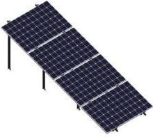 TES557120 PV ACCESSORIES PV SRIH4X120 - Kit para sistema sol