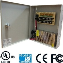 TVN400025 SAXXON SAXXON PSU1210D9 - Fuente de poder regulada