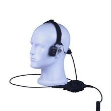 Tx570s04 Txpro Auriculares De Conduccion osea Para ICOM IC-F