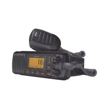 Um385bk Uniden Radio Movil Marino VHF 25 W Color Negro tod