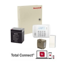 Vista485816rfk Honeywell Home Resideo Panel De Alarma Para 4