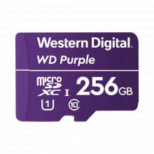 Wd256msd Western Digital wd Memoria MicroSD De 256 GB PURP