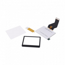 XMRX5SCREEN Epcom Pantalla LCD de reemplazo para BodyCam XMR