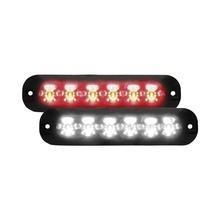 Xtp6mcrw Code 3 Luz Auxiliar Serie X3705 6 LEDs Ultra Brill