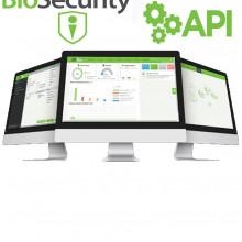 ZKA0350002 Zkteco ZKBSAPI - Modulo en Biosecurity con APIÂs