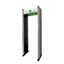 Zkd3180s Zkteco Arco Detector De Metales De 18 Zonas / Senso