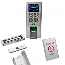 ZKT0800023 Zkteco ZKTECO F18MFPAK - Control de acceso con va