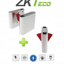 ZKT0910014 ZKTECO ZKTECO PROENTRANCE FB02FPack - Flap Barrie