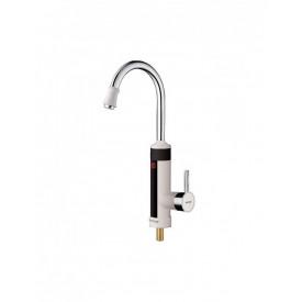Robinet electric, instant pentru apa calda, cu display digital, 3 Kw, MIXXUS Electra 340-E