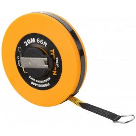 Ruleta din fibra de sticla 50 m x 12,5 mm 35023