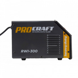 INVERTOR MMA PROCRAFT RWI 300, PROFESIONAL, HEAVY DUTY