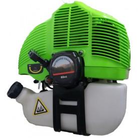 Motor pe benzina 2T cu adaptor pentru barca