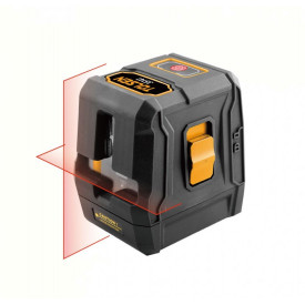 Nivela laser cu autonivelare, incrucisat, ± 0.3 mm/m, 20 m