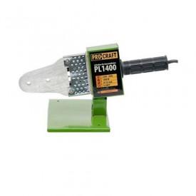 Plita PPR Procraft PL1400, 1400 W, 300 grade C, trusa cu 3 bac-uri
