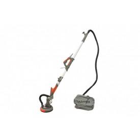 AZ-EC001 Slefuitor pliabil cu aspirator si LED 750W 225mm